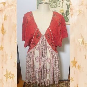 Free People dress with pockets 🥰